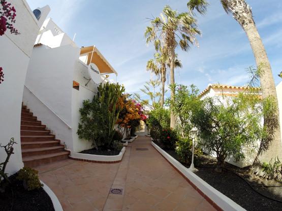 Ferienwohnung geschlossene Anlage Fuerteventura
