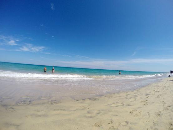 Meer Sonne Strand Fuerteventura Costa Calma