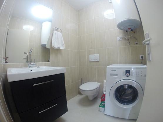 Waschmaschine Gäste WC Ferienwohnung Fuerteventura